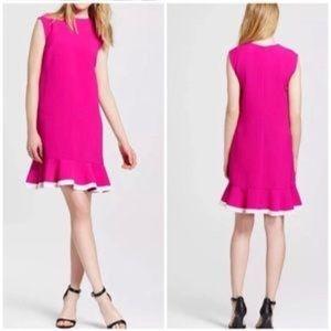 Victoria Beckham Target Pink Sleeveless Dress S